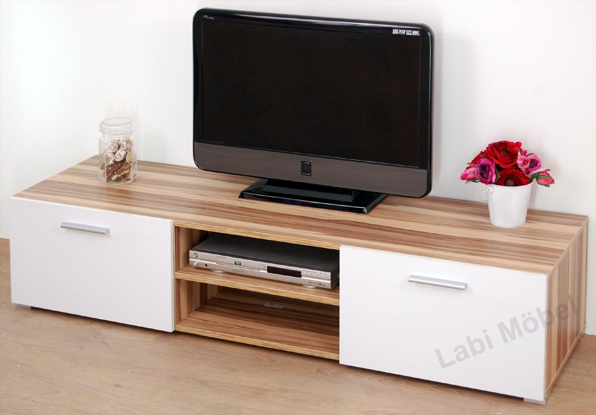 tv unterschrank noce inspiration design f r. Black Bedroom Furniture Sets. Home Design Ideas